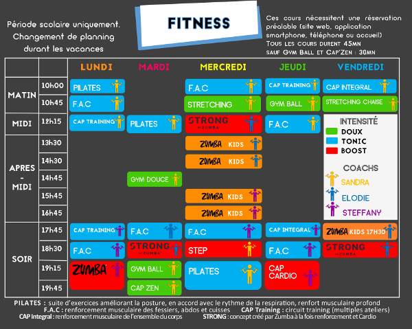 co18 fitness 600