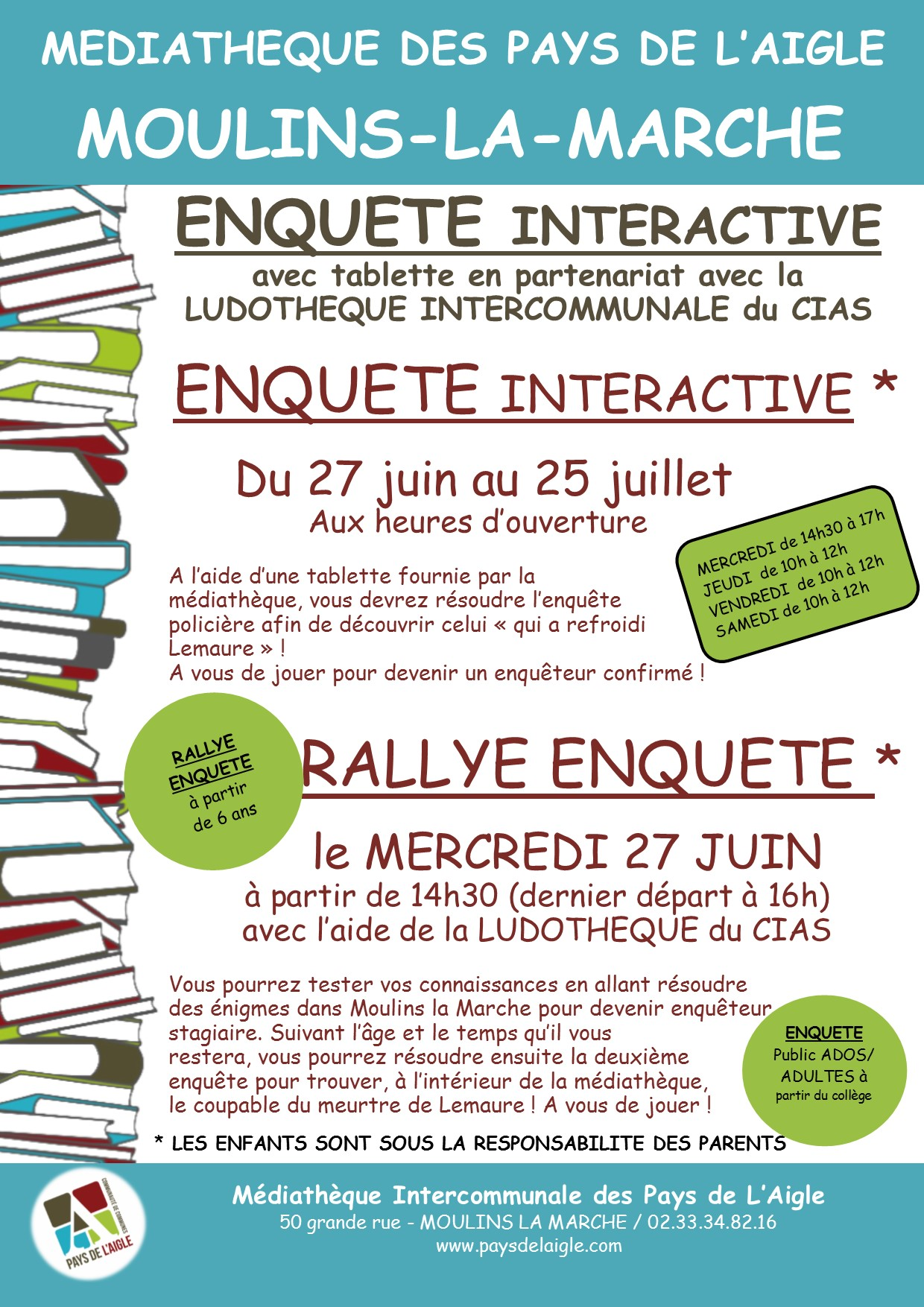 FLYER MOULINS EXPO LEMAURE verso