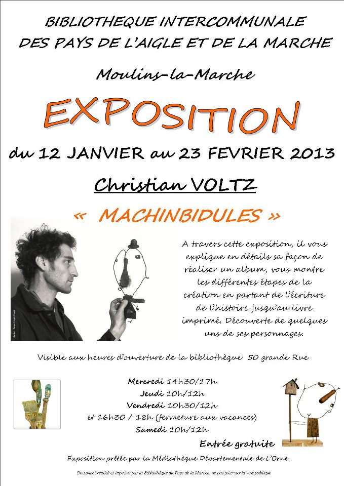 EXPO CHRISTIAN VOLTZ